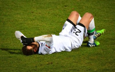 footballer 400x250 - How Cryotherapy is Now an Important Part of Professional Football