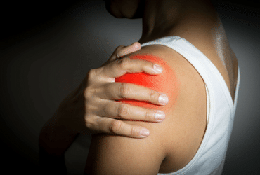 shutterstock shoulder - Cryotherapy