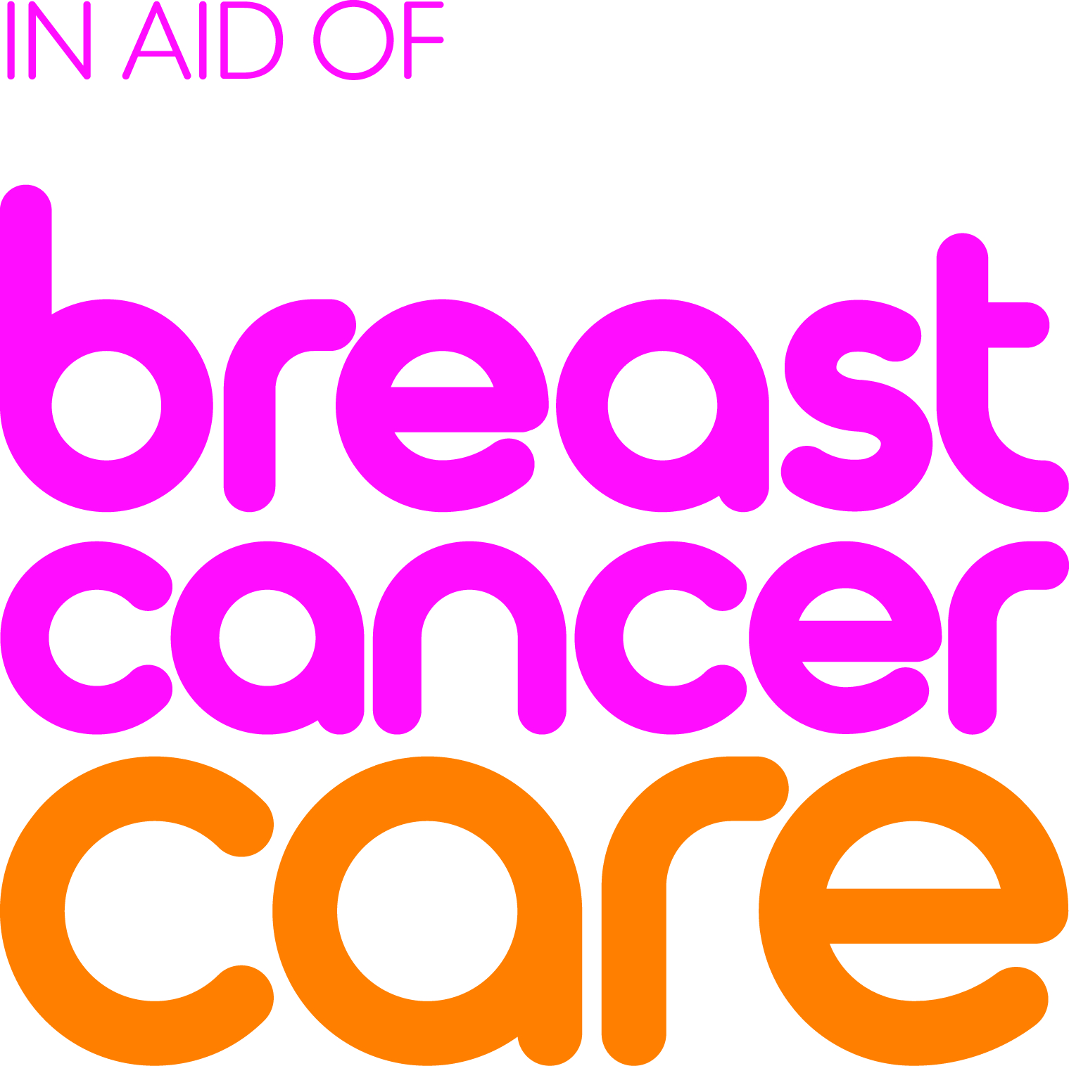 BCC LOGO IN AID OF 2016 CMYK - Cryojuvenate 2019 Calendar in aid of Breast Cancer Care